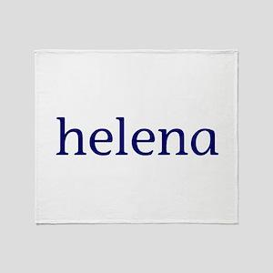 Helena Throw Blanket