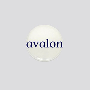Avalon Mini Button