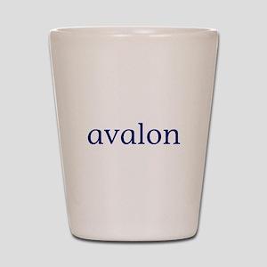 Avalon Shot Glass