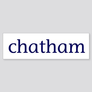 Chatham Sticker (Bumper)