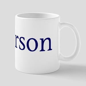 Paterson Mug