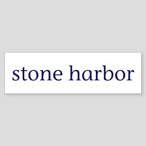 Stone Harbor Sticker (Bumper)