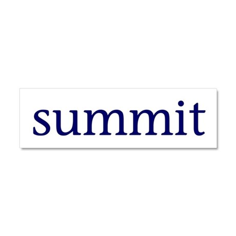 Summit Car Magnet 10 x 3