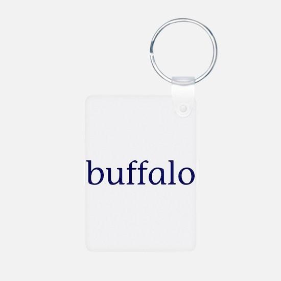 Buffalo Keychains