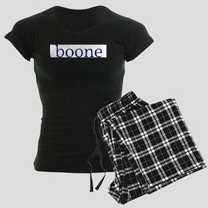 Boone Women's Dark Pajamas