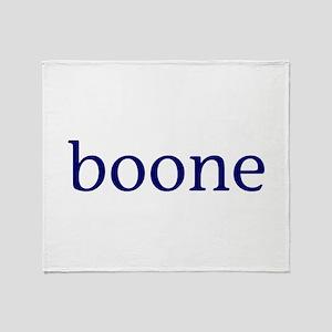 Boone Throw Blanket