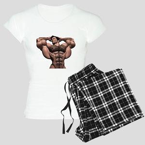 David Ecstasy Women's Light Pajamas