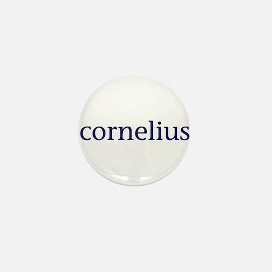 Cornelius Mini Button