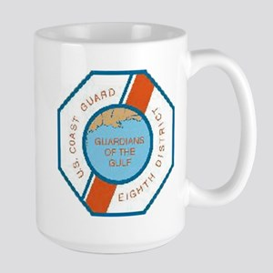 Large Mug: Eighth Coast Guard District