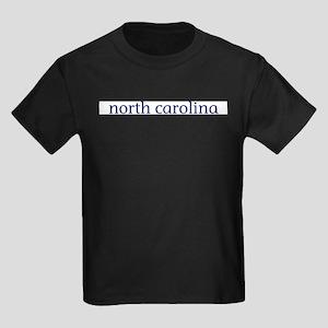 North Carolina Kids Dark T-Shirt