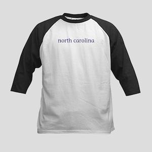 North Carolina Kids Baseball Jersey