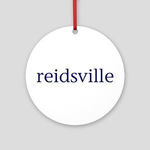 Reidsville Ornament (Round)