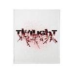 Twilight Organic by Twidaddy Throw Blanket