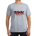 Twilight Organic by Twidaddy Men's Fitted T-Shirt