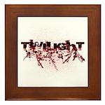 Twilight Organic by Twidaddy Framed Tile