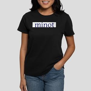 Minot Women's Dark T-Shirt