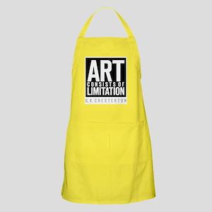 Art Limits BBQ Apron