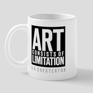 Art Limits Mug