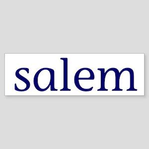 Salem Sticker (Bumper)