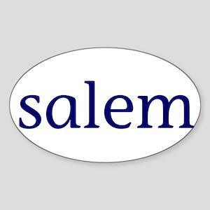 Salem Sticker (Oval)