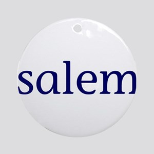 Salem Ornament (Round)