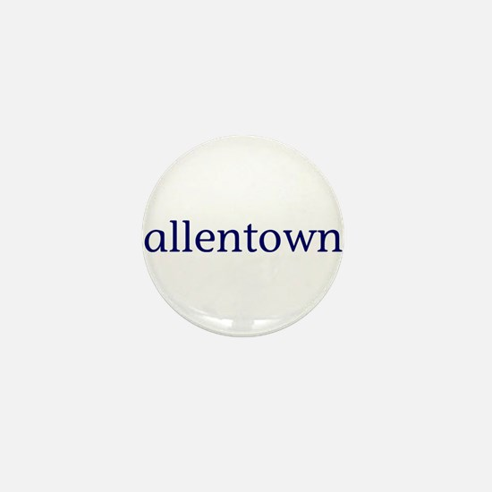 Allentown Mini Button