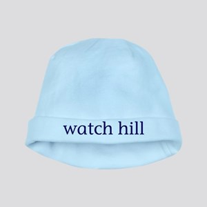 Watch Hill baby hat