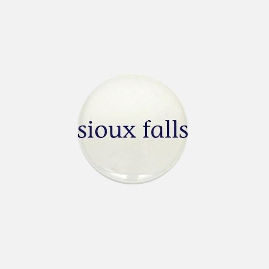 Sioux Falls Mini Button