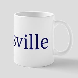 Clarksville Mug