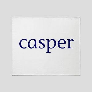 Casper Throw Blanket
