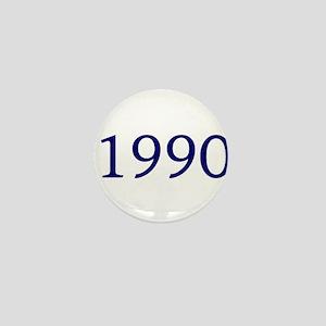 1990 Mini Button