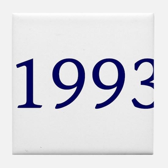 1993 Tile Coaster