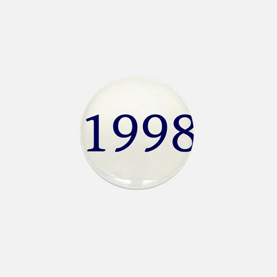 1998 Mini Button