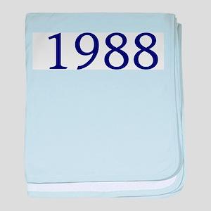 1988 baby blanket