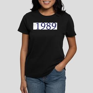 1989 Women's Dark T-Shirt