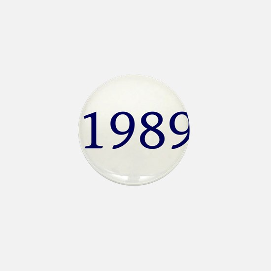 1989 Mini Button