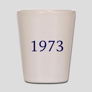 1973 Shot Glass