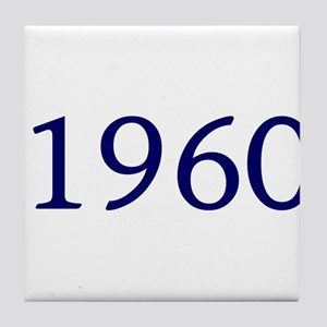 1960 Tile Coaster