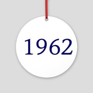 1962 Ornament (Round)