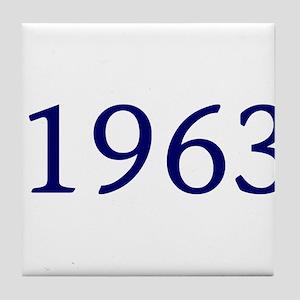 1963 Tile Coaster