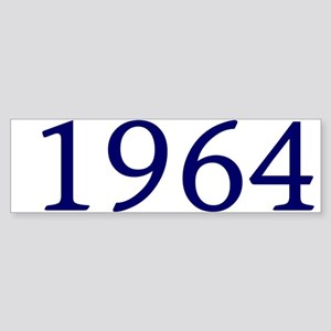 1964 Sticker (Bumper)