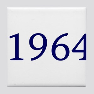 1964 Tile Coaster