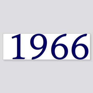 1966 Sticker (Bumper)