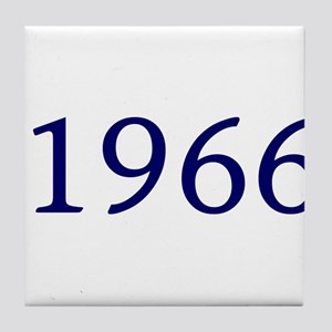 1966 Tile Coaster