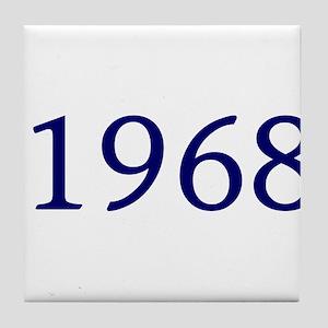 1968 Tile Coaster