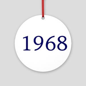 1968 Ornament (Round)