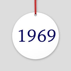 1969 Ornament (Round)