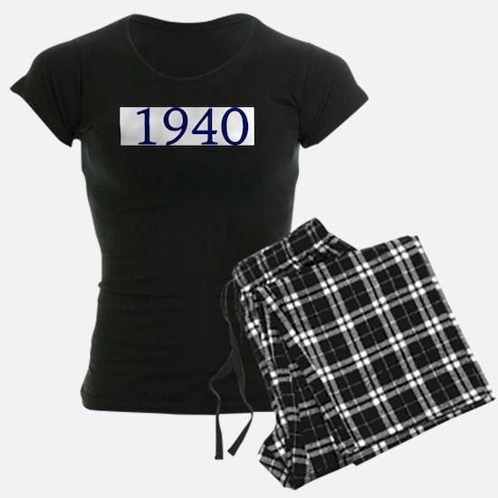 1940 Pajamas