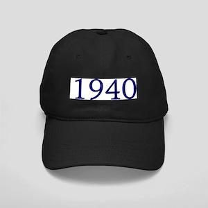 1940 Black Cap