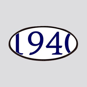 1940 Patches